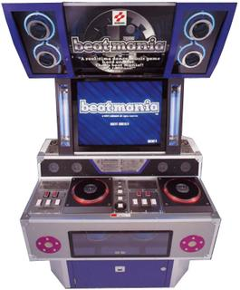 beatmania-machine