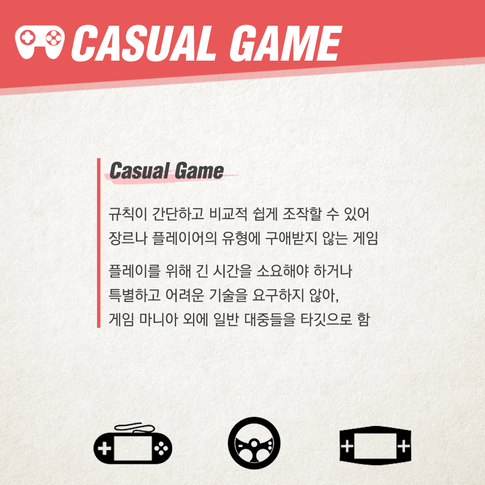 CASUAL GAME